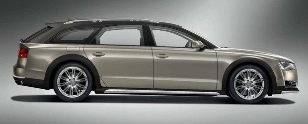 Audi nu s-a gandit vreodata sa dezvolte un asemenea A8. O fac italienii de la Castagna Milano