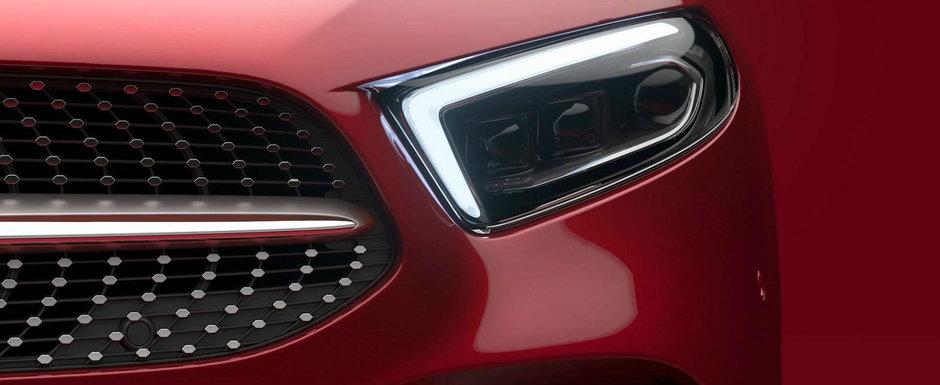 Audi nu stie ce inseamna competitia, dar va afla curand. Este pentru prima oara cand Mercedes ofera aceasta masina