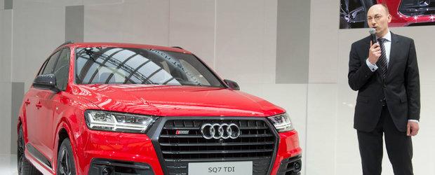 Audi pierde unul dintre cei mai importanti oameni ai sai din cauza scandalului Dieselgate