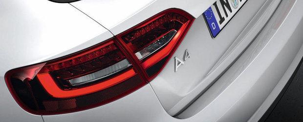 Audi pregateste A4 Vario, un rival pentru BMW Seria 3 Gran Turismo