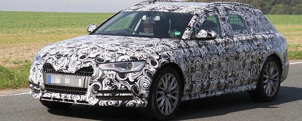 Audi pregateste noul A6 Allroad