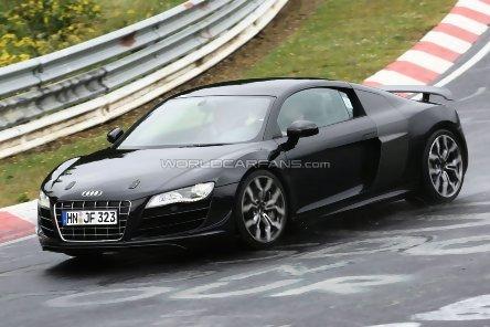 Audi pregateste R8 Sport?