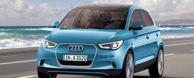 Audi pregateste revenirea modelului A2