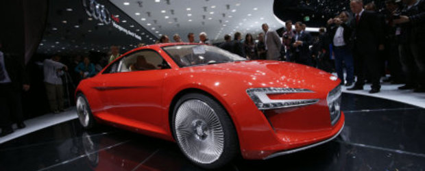 Audi prezinta e-Tron Concept Car