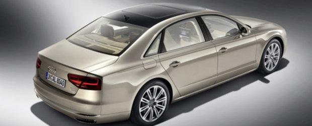 Audi prezinta noul A8 L