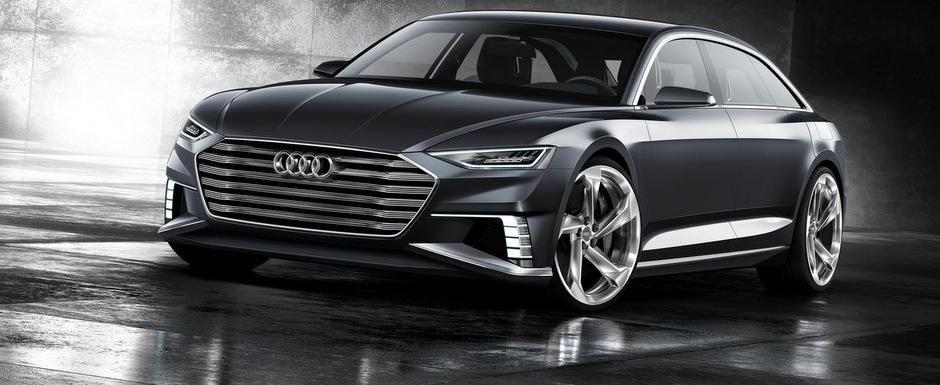 Audi Prologue Avant ar putea fi break-ul perfect