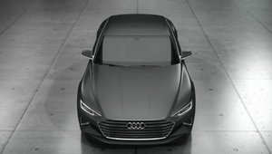 Audi Prologue piloted driving - Animatie