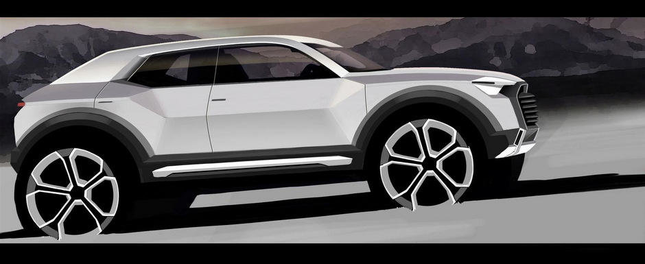 Audi Q1, cel mai mic SUV al marcii, a fost confirmat oficial!