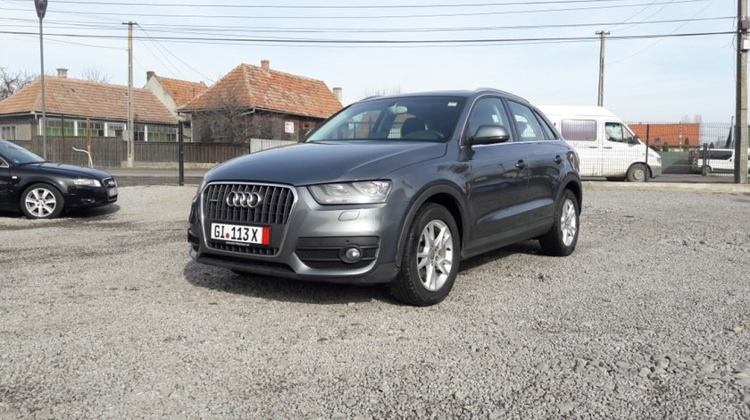 Audi Q3 2.0 TDI 2014