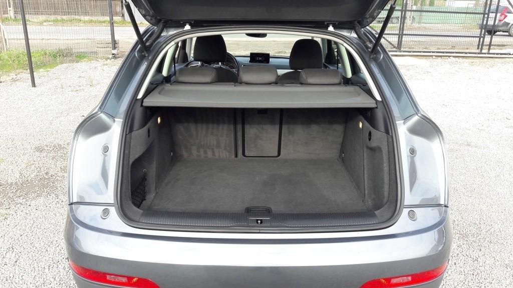 Audi Q3 2,0tdi 2014