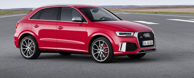 Audi Q3 primeste un facelift plin cu bunatati tehnice si estetice