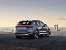 Audi Q4 E-tron si Q4 E-tron Sportback
