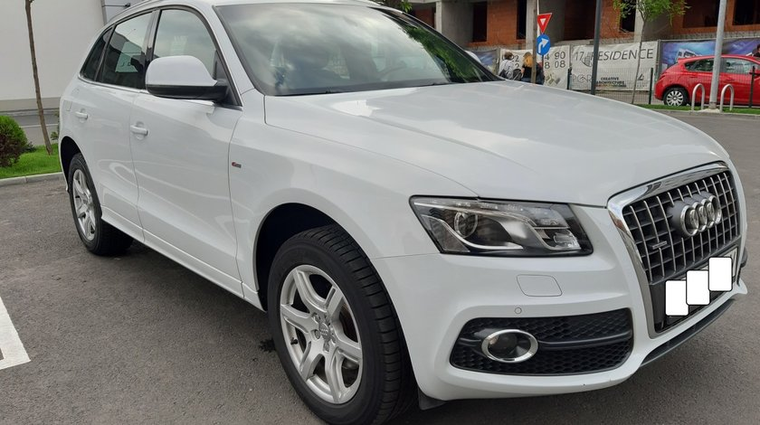 Audi Q5 2.0 diesel 2012