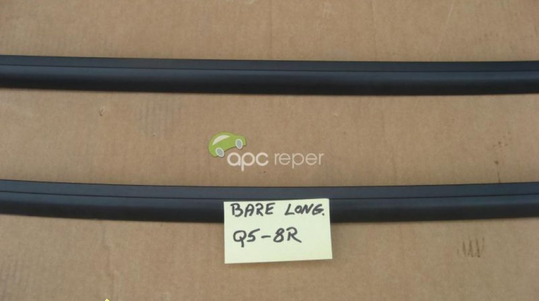 Audi Q5 8R Bare longitudinale plafon Negre