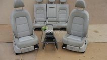 Audi Q5 8R Interior Velur Bej Crem Scaune Fata Spa...