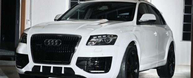 Audi Q5 by ENCO Exclusive - Marea schimbare