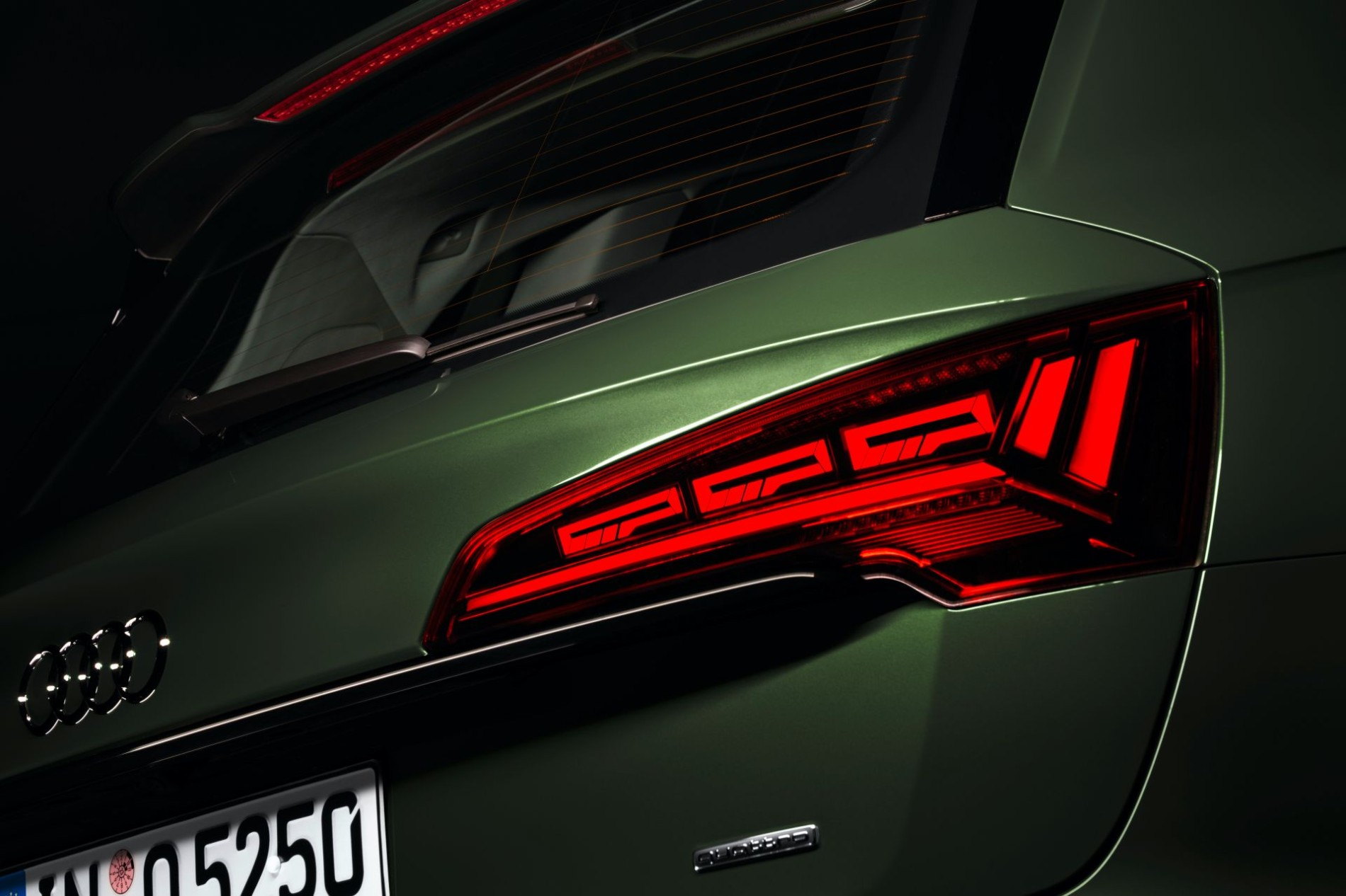Audi Q5 facelift - Audi Q5 facelift