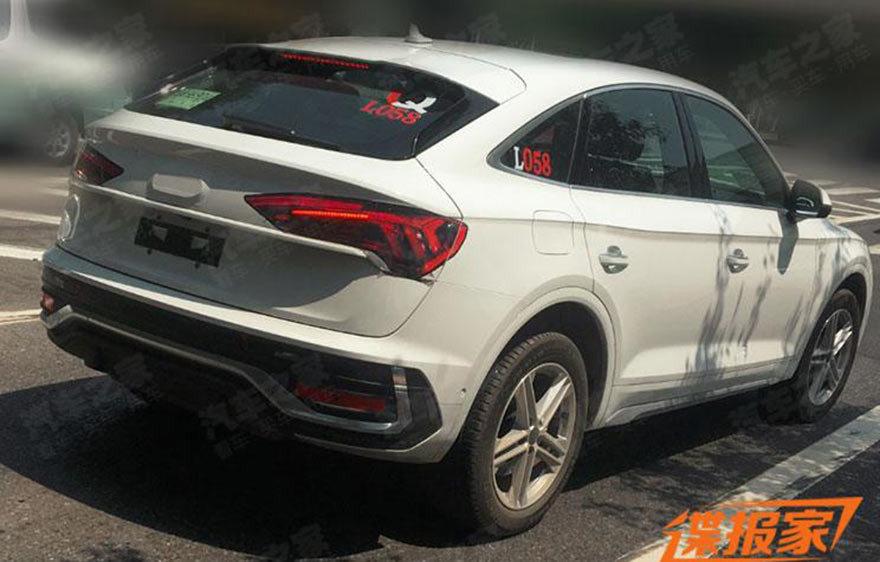 Audi Q5 Sportback - Primele poze