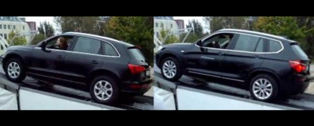 Audi Q5 versus BMW X3 - Quattro sau xDrive?