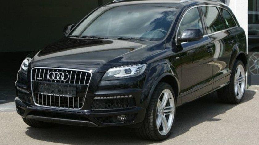 Audi Q7 2011 Fata Completa