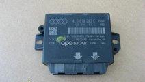 AUDI Q7 4L A6 4F CALCULATOR PARKTRONIC FATA SPATE