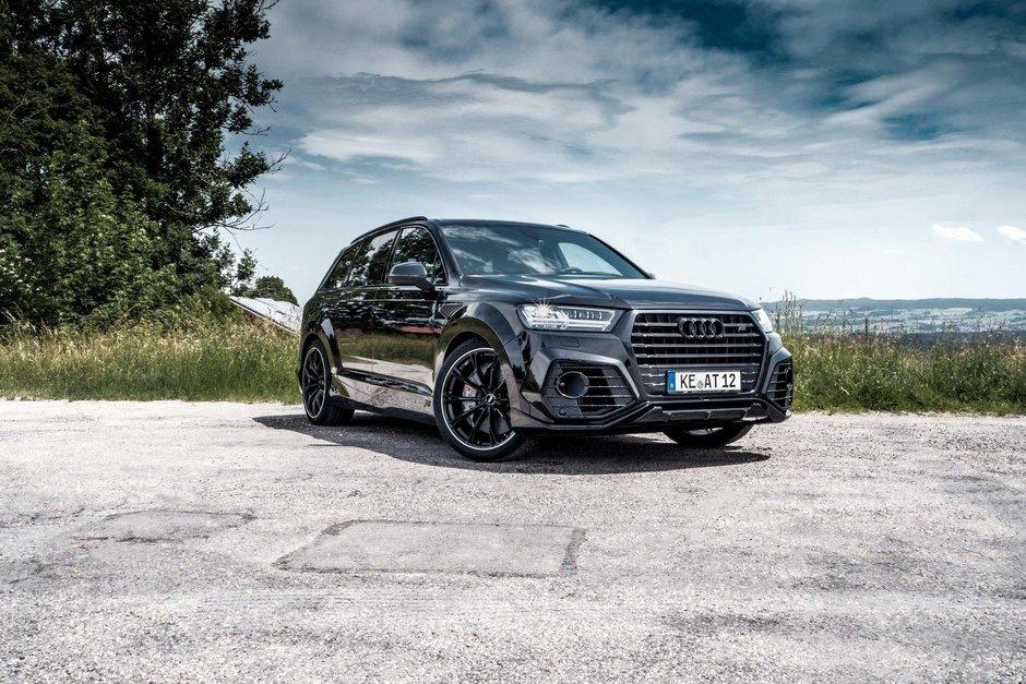 Audi Q7 50 TDI de la ABT
