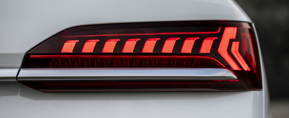 Audi Q7 de-acum si in versiune plug-in hybrid. Cat poate circula fara sa consume strop de benzina