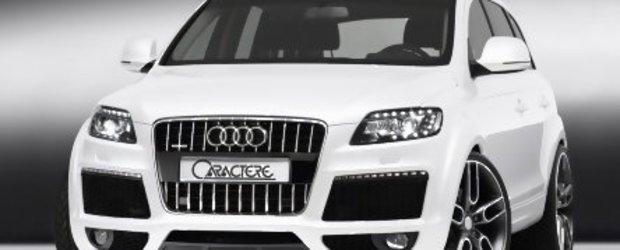 Audi Q7 Facelift by Caractere
