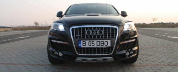 Audi Q7 - Hofele Design by MBM