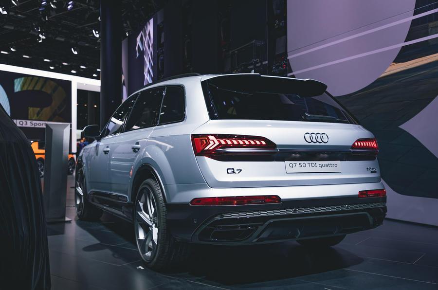 Audi Q7 - Poze reale