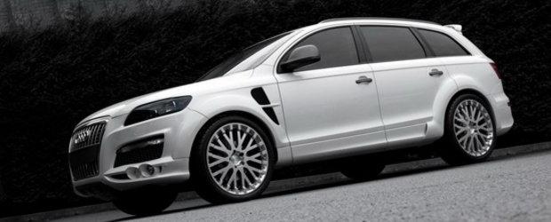 Audi Q7. Project Kahn. Tuning in premiera mondiala!