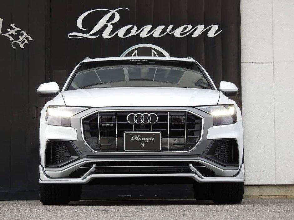 Audi Q8 de la Rowen International