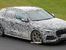 Audi Q8 - Noi poze spion