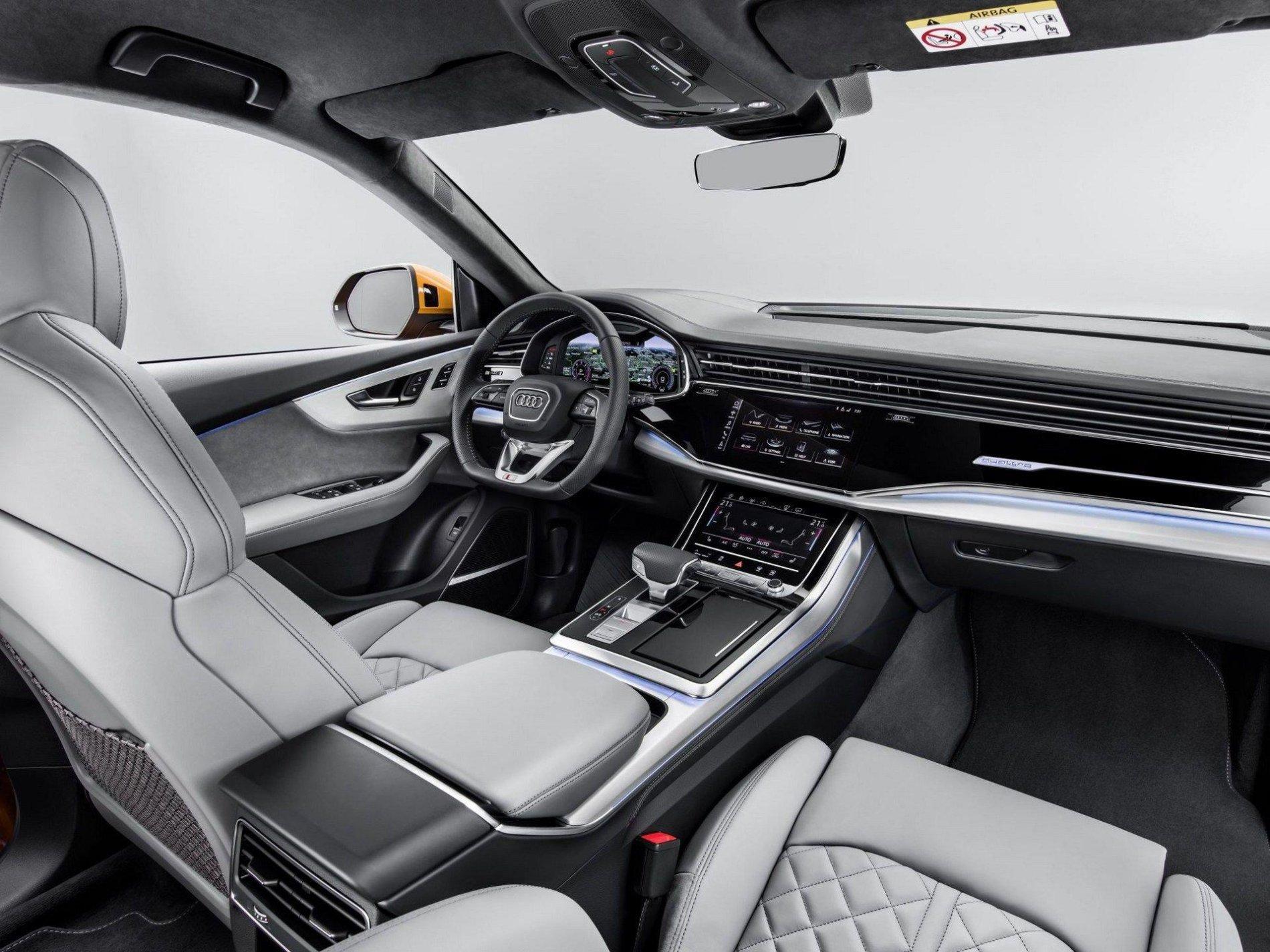 Audi Q8 - Audi Q8