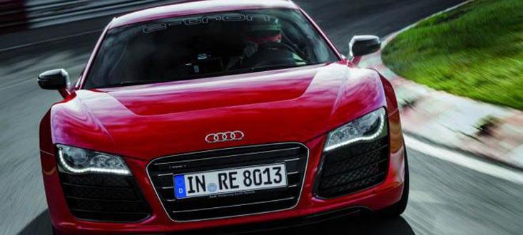 Audi R8 e-tron a devenit oficial cel mai mai rapid vehicul electric de serie