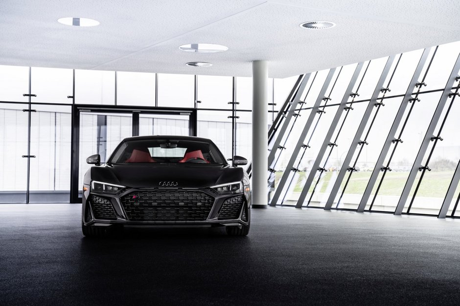 Audi R8 Panther Edition