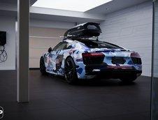 Audi R8 PUR WHEELS