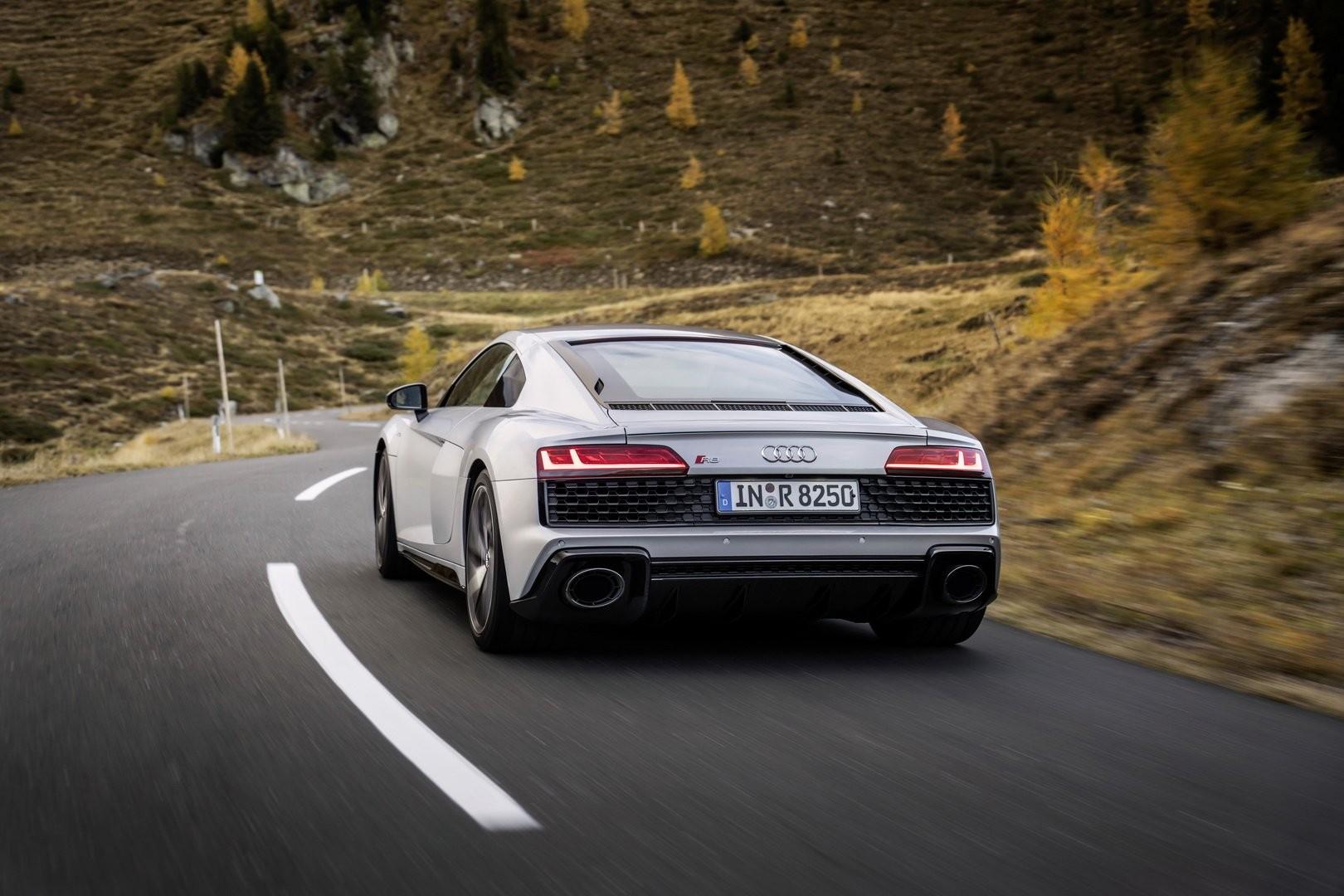 Audi R8 V10 RWD - Audi R8 V10 RWD