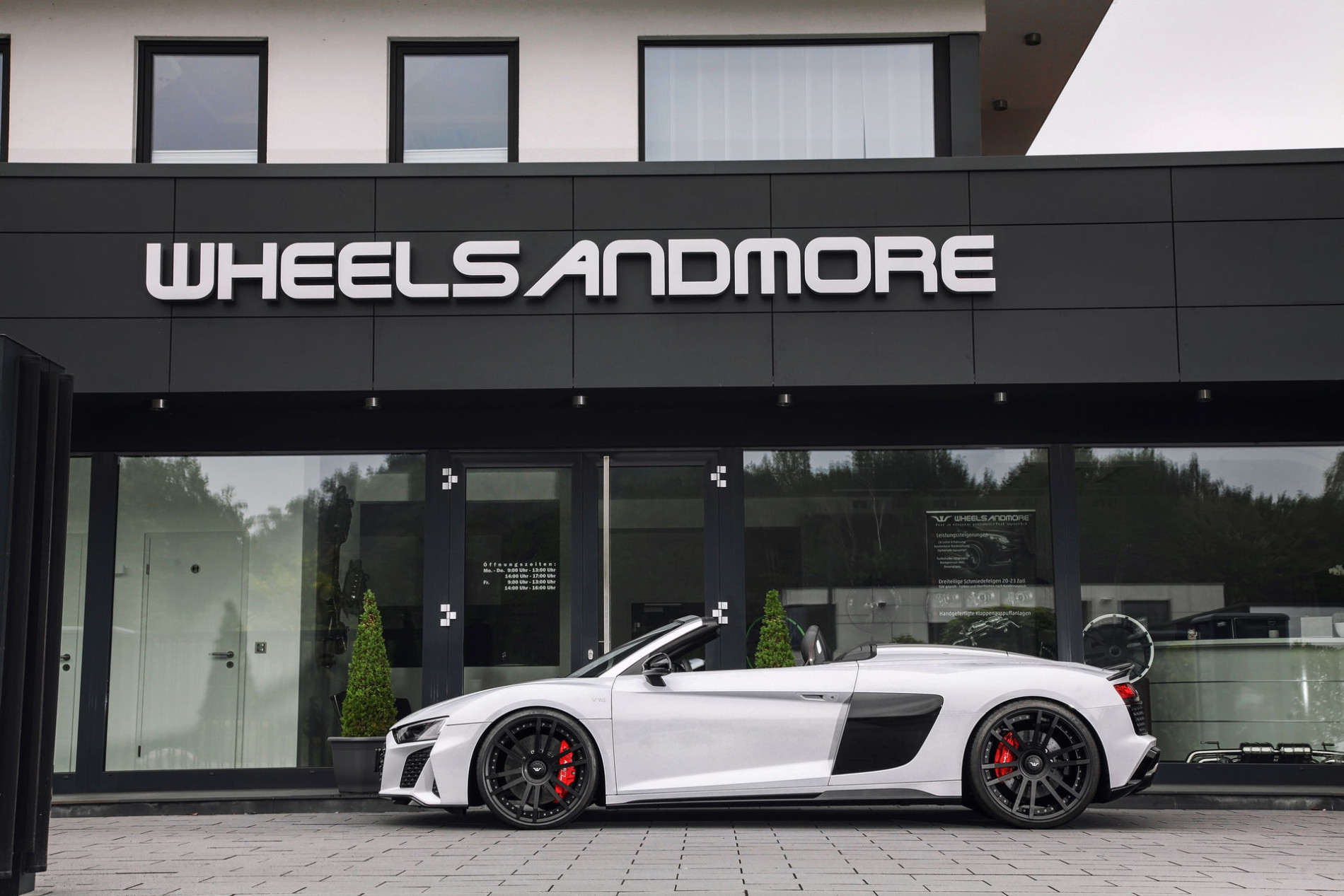 Audi R8 V10 Wheelsandmore - Audi R8 V10 Wheelsandmore