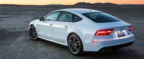 Audi recheama in service aproape fiecare A7 vandut americanilor in ultimii trei ani