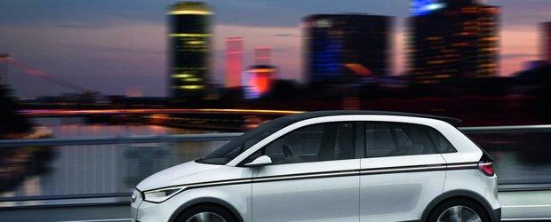 Audi renunta la modelele A1 si A2 e-tron