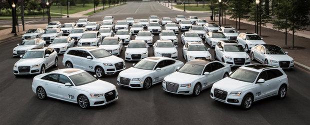Audi resimte din plin efectele Dieselgate. Nemtii sunt fortati sa amane lansarile mai multor modele