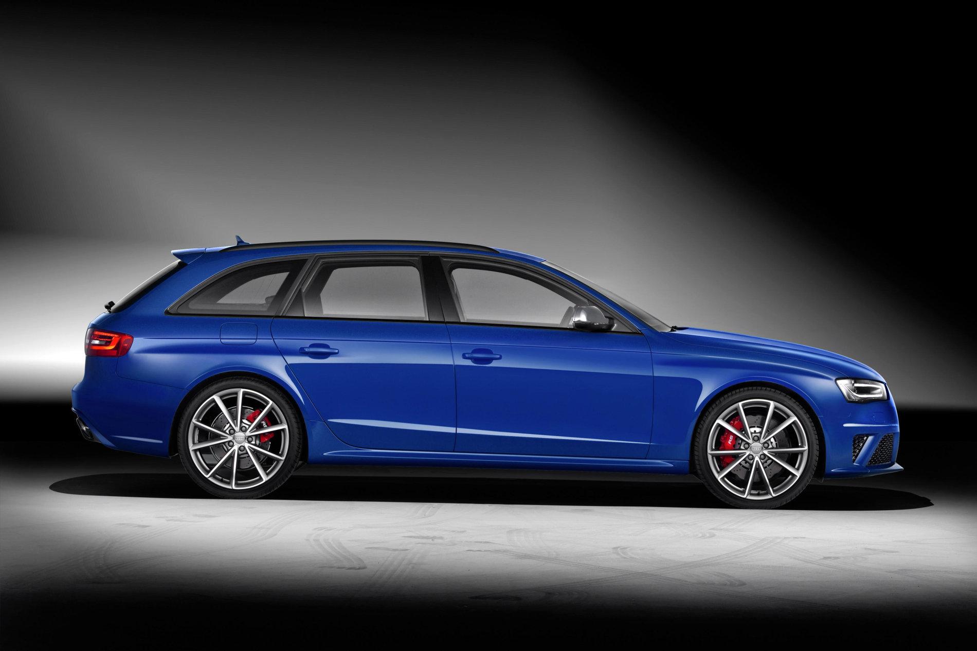 Audi RS 4 Avant Nogaro - Audi RS 4 Avant Nogaro