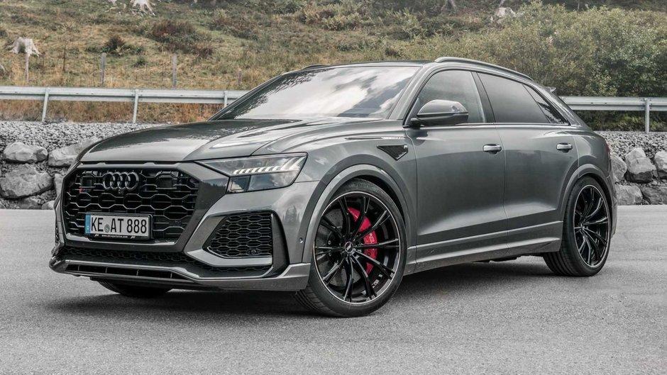 Audi RS Q8 de la ABT