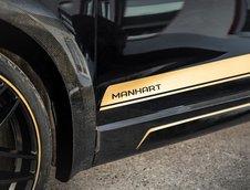 Audi RS Q8 de la Manhart Performance