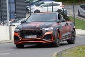 Audi RS Q8 poze spion