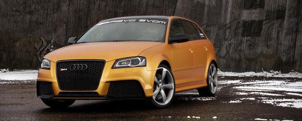 Audi RS3 by SCHWABENFOLIA - Plus de atractivitate si performanta pentru hot-hatch-ul german