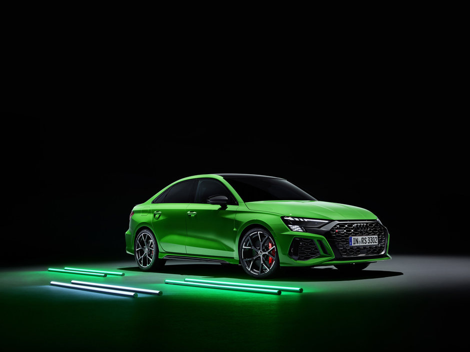 Audi RS3 - Galerie Foto
