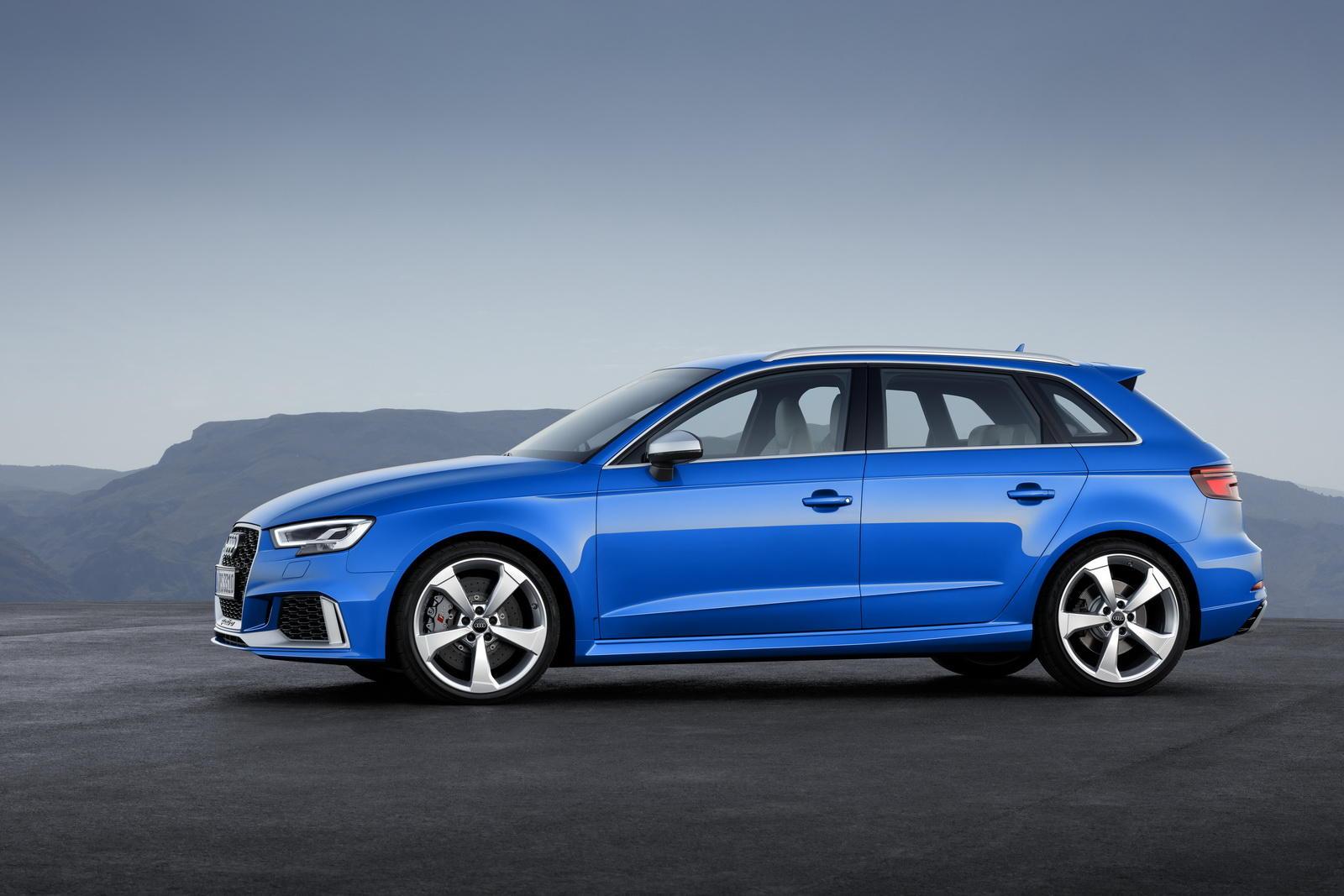 Audi RS3 - Galerie Foto - Audi RS3 - Galerie Foto