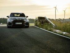 Audi RS3 - Primele poze
